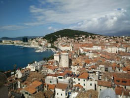 View from the bell tower