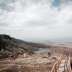 Cuilcagh Mountain, Norther Ireland