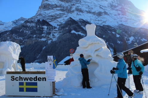 World Snow Festival, Switzerland