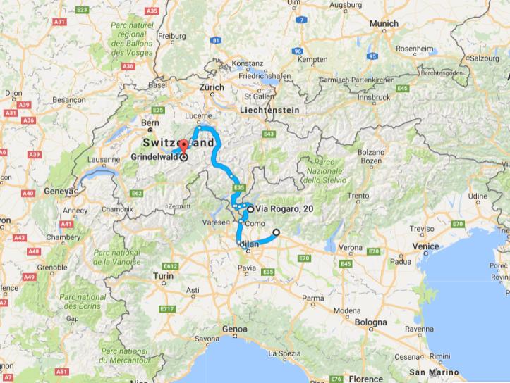 map-of-bergamo-to-grindelwald
