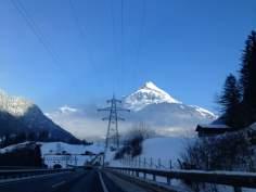Road to Grindelwald, Switzerland